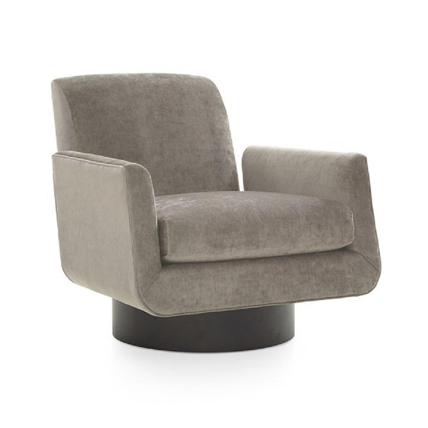 Mitchell Gold + Bob Williams SuperNova Return Swivel Chair