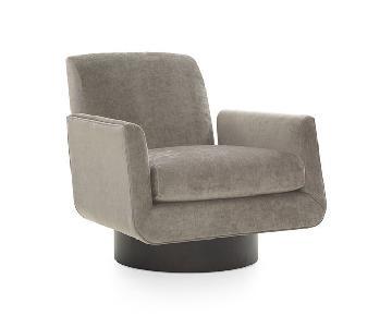 Mitchell Gold + Bob Williams SuperNova Return Swivel Chair