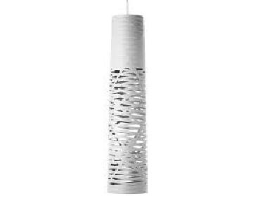 Foscarini Tress Pendant Light in White