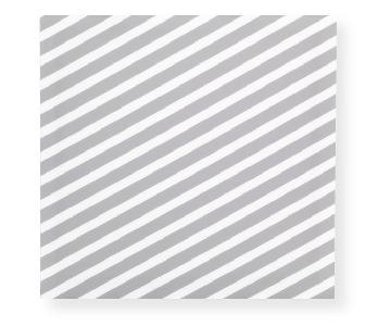Mitchell Gold + Bob Williams 3-Gray Diagonal Wall Art