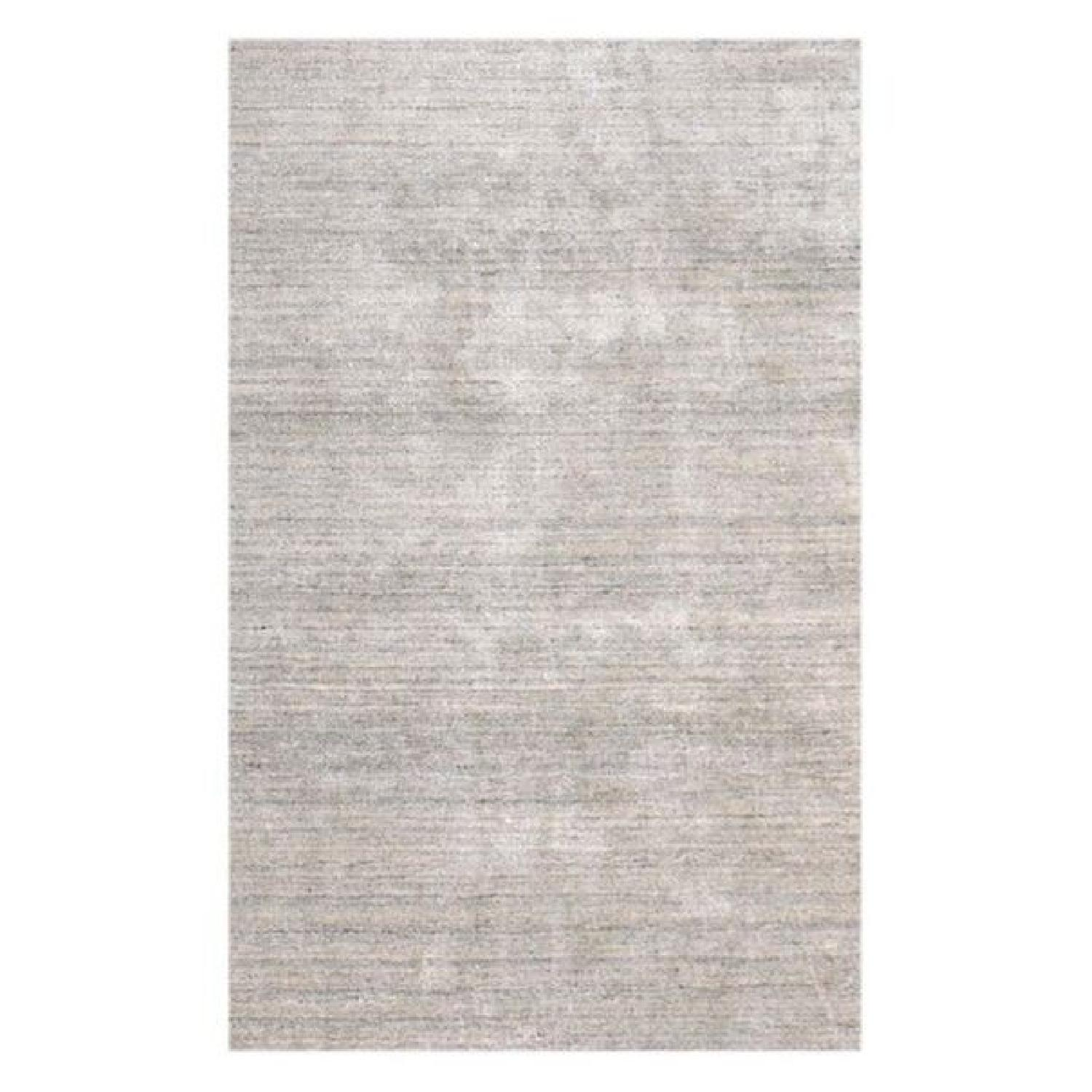 Mitchell Gold + Bob Williams Shimmer Rug in Parchment