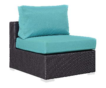 Modani Outdoor/Patio 3-Piece Set