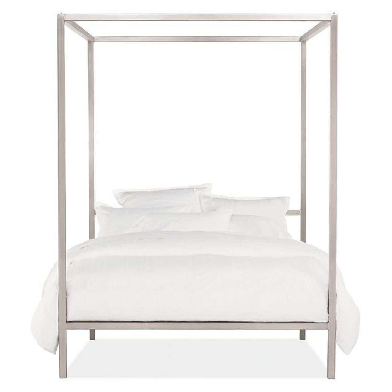 Room & Board Portica Queen Canopy Bed
