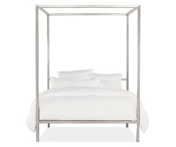 Room & Board Portica Queen Canopy Bed