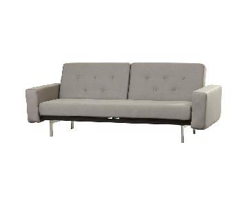 Wade Logan Beauchemin Sleeper Sofa