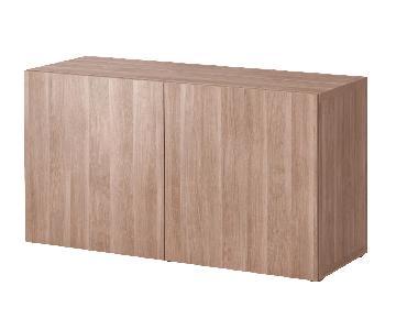 Ikea Besta Storage Cabinet/TV Console