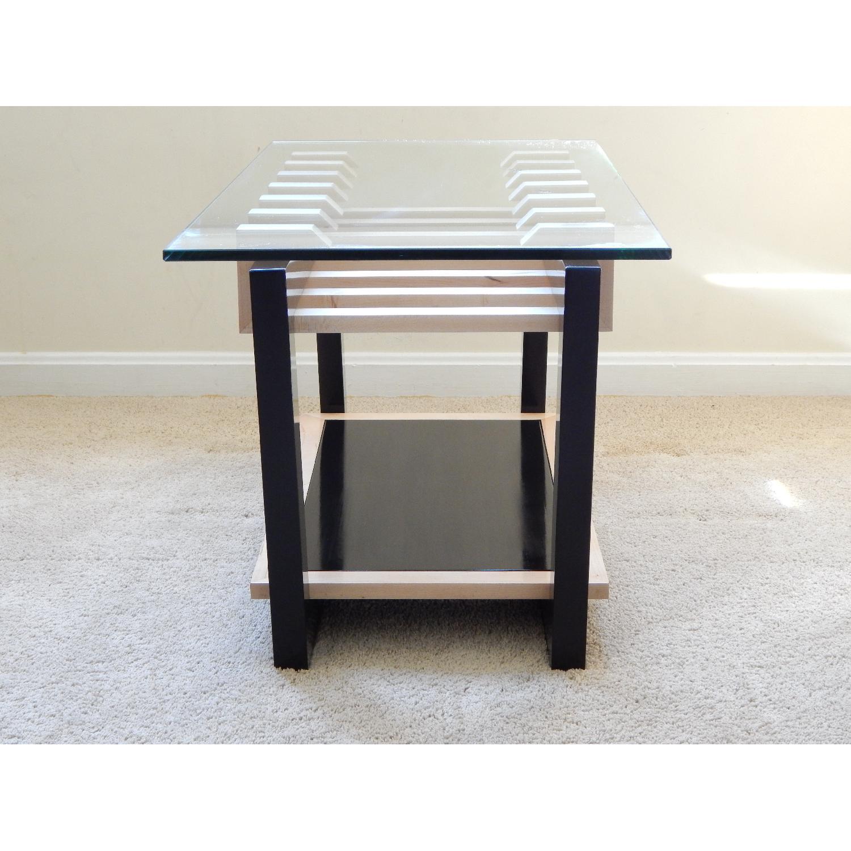 Douglas Design Unity Ant Walnut & Maple Coffee Table - image-2