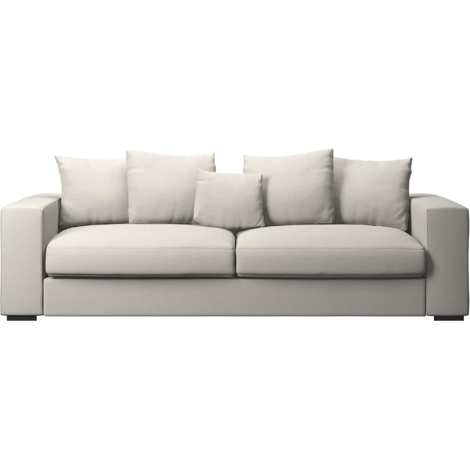 BoConcept Off White Upholstered Sofa ...