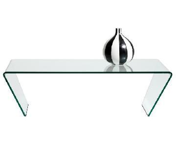 BoConcept Adria Glass Coffee Table