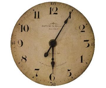 Grange French Farmhouse Clock