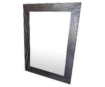 Home Goods Black Edged Mirror
