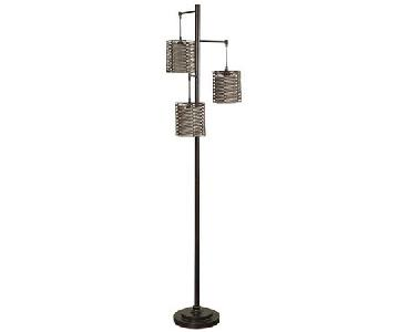 Bay Isle Home Paget Tree Floor Lamp