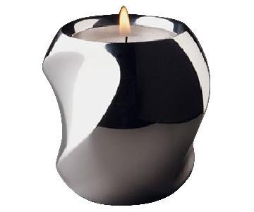 Nambe Twist Votive Candleholder