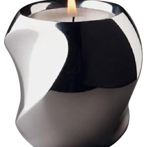Used Nambe Twist Votive Candleholder for sale on AptDeco