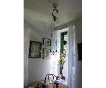 Victorian or Georgian Lighting Fixture