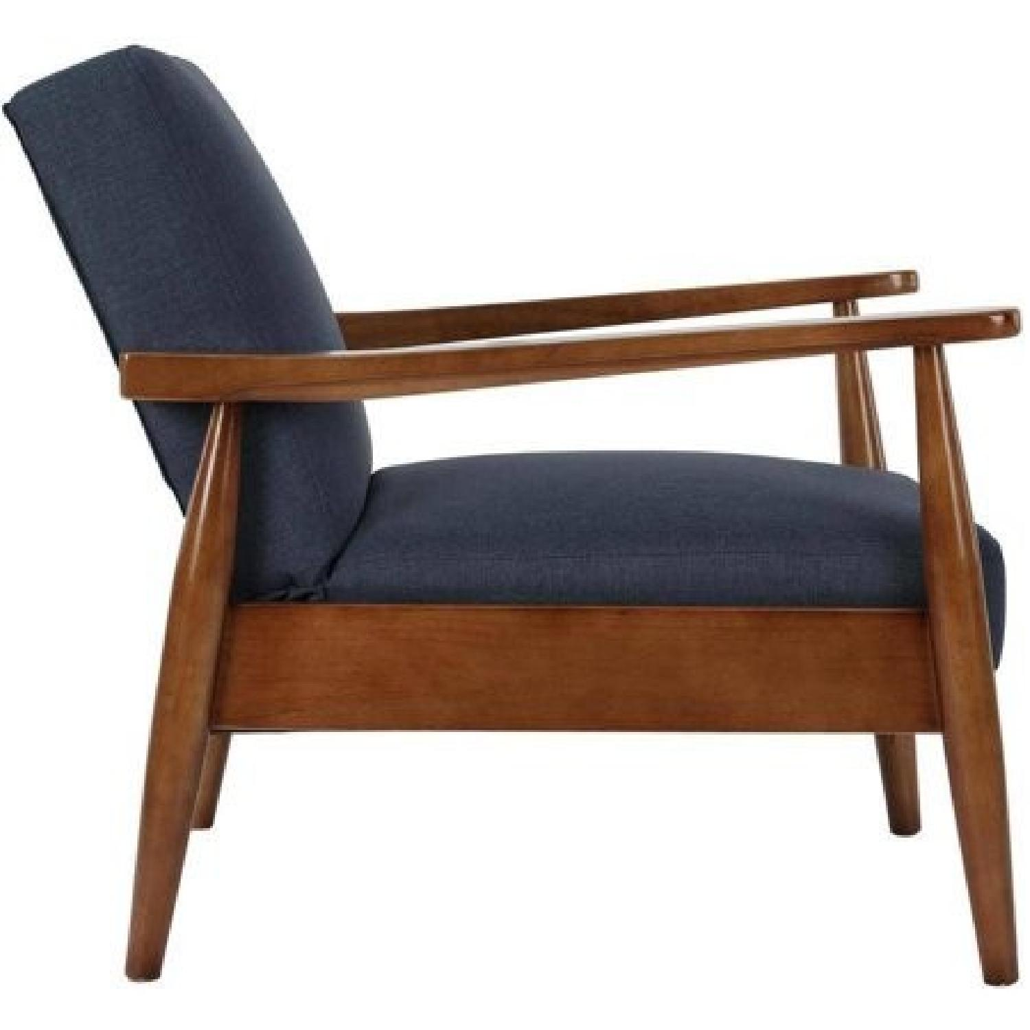 ... Mid Century Modern Danish Style Convertible Lounge Chair 0 ...