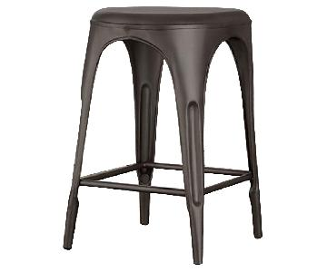 Restoration Hardware Remy Backless Bar Stool