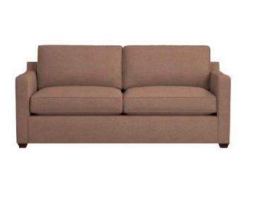 Crate & Barrel Davis Sofa