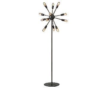Restoration Hardware Sputnik Floor Lamp