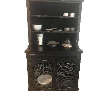 3-Tiered Dining Room Hutch