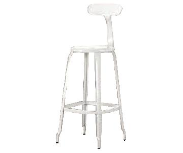Restoration Hardware French T-Back Bar Stool