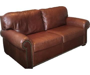 American Leather Madison Full Size Sleeper Sofa