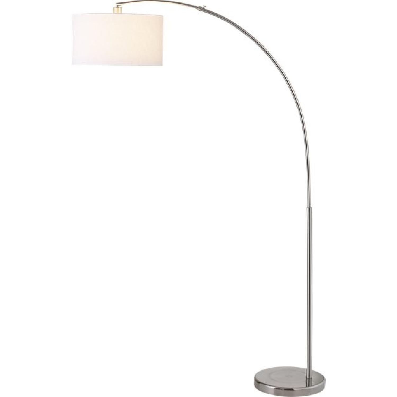 CB2 Big Dipper Arc Floor Lamp ...