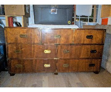Baker Furniture Campaign Dresser