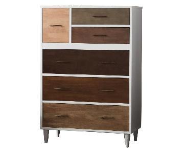 Strick & Bolton 6-Drawer Vertical Dresser
