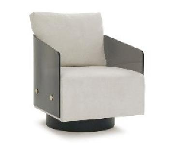 Mitchell Gold + Bob Williams Lucy Full Swivel Chair