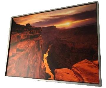 Ikea Grand Canyon Artwork w/ Metal Frame