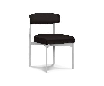 Mitchell Gold + Bob Williams Remy Linley Charcoal Side Chair