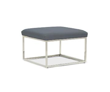Mitchell Gold + Bob Williams Carmen Cube Ottoman