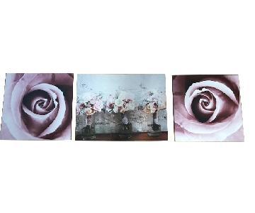 Pink Floral Photos