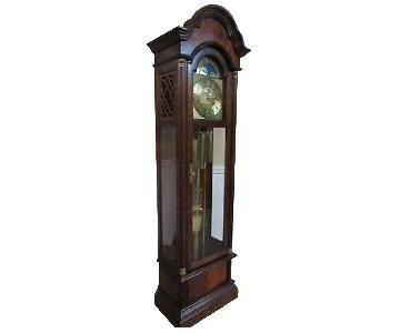 Howard Miller Vintage Moon Phase Dial Clock