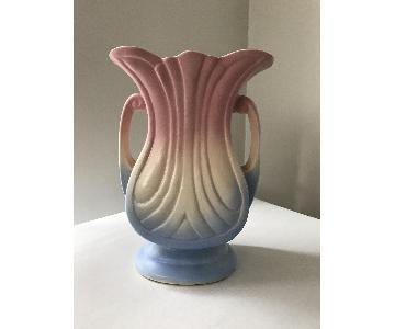 Vintage 1940's Marti Gras Granada Hull Art Pottery