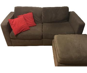 Lovesac 3 Piece Sectional Sofa