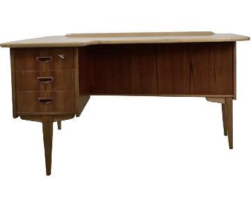 Goran Strand Mid-Century Modern Swedish Desk