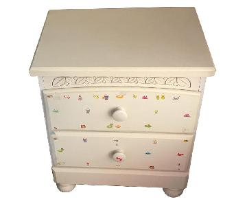 2 Drawer Chest/Nightstand
