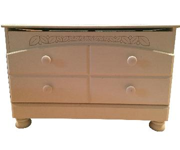 Toy Chest w/ Top Opening