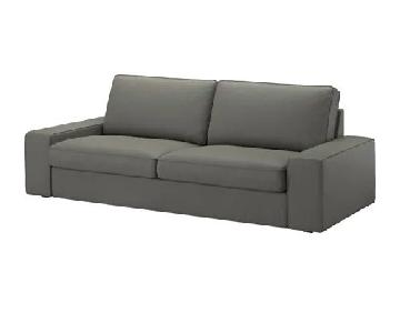Ikea Kivik Sofa w/ 2 Covers