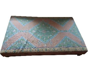 ABC Carpet and Home Large Ottoman/Daybed
