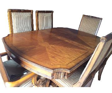 Raymour & Flanigan 7-Piece Dining Set