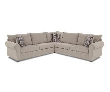 Bob's Venus 3-Piece Sectional Sofa