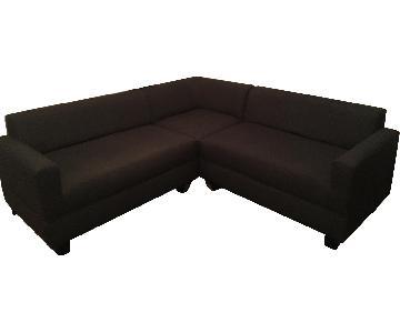 Carolina Accents Makenzie 3 Piece Sectional Sofa