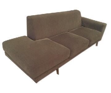 Della Robbia Monti One Arm Sofa