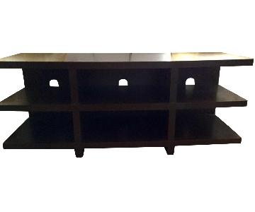 Laurier Entertainment Stand in Espresso