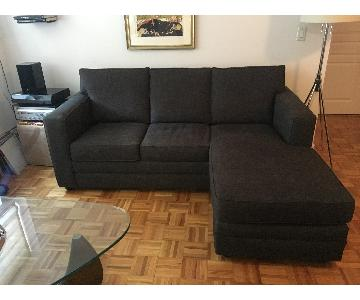 Costco Beeson Fabric Queen Sleeper Sectional Sofa