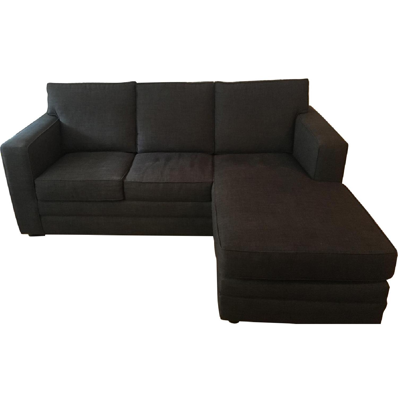 Costco Beeson Fabric Queen Sleeper Sectional Sofa Aptdeco