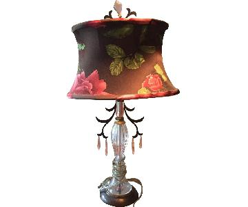 Capital Lighting Victorian Bedside Lamps